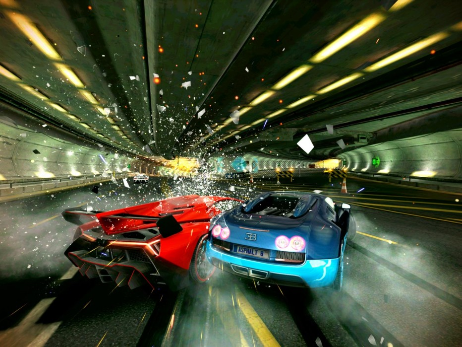 Asphalt 8: Airborne – No Gravity, Unlimited Fun