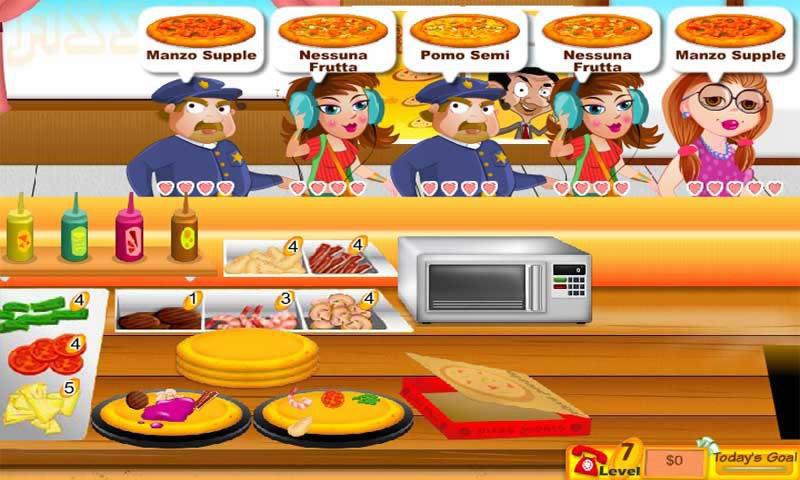 Pizza Shop 04