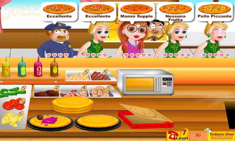 Pizza Shop 05