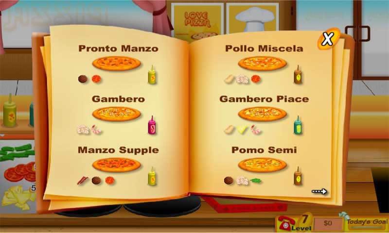 Pizza Shop 06