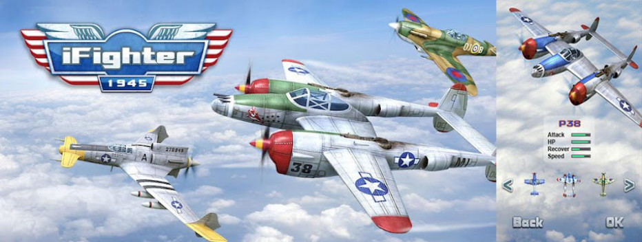 iFighter 1945 – Our Favourite Retro Airplanes Shooter