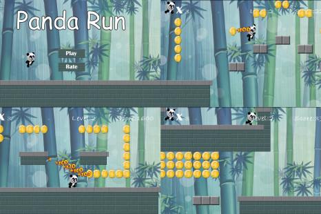 Panda Run – Just Jump!