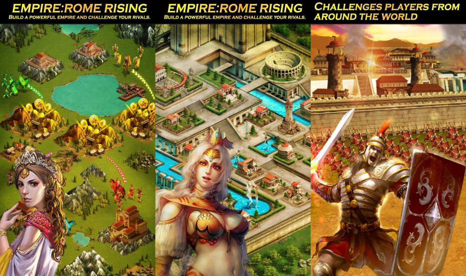 Empire: Rome Rising