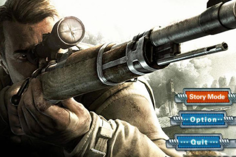 Mission Top Sniper