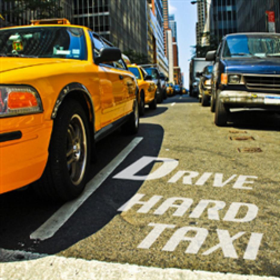 Drive Hard Taxi