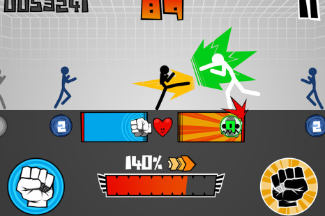 Stickman Fighter – Epic Battle