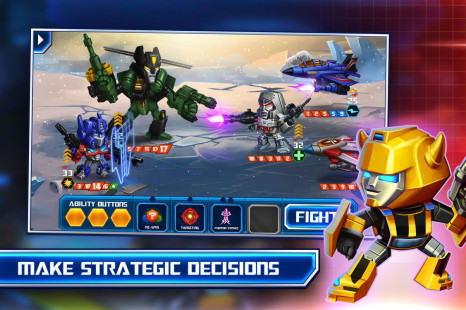 Transformers – Battle Tactics