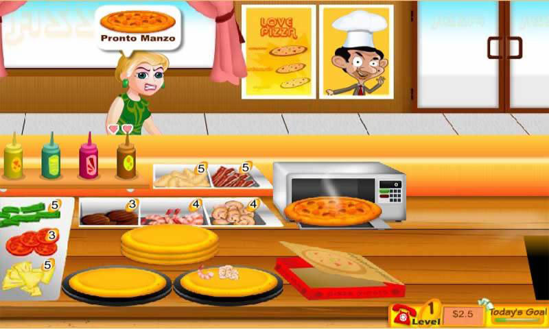 Pizza Shop 02