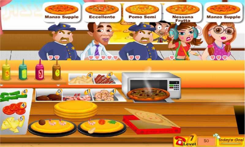 Pizza Shop 03
