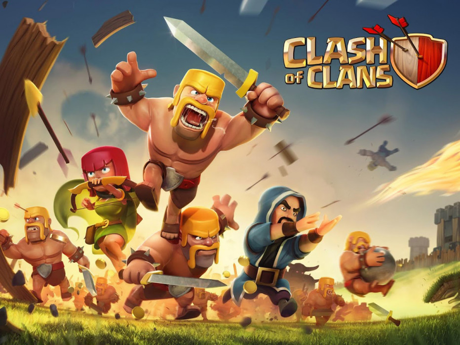 Clash of Clans – The Most Epic Battle