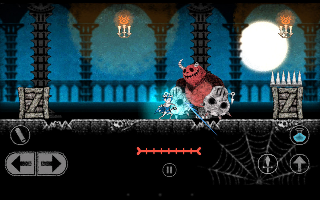 Dokuro - The Skeleton and The Princess 02