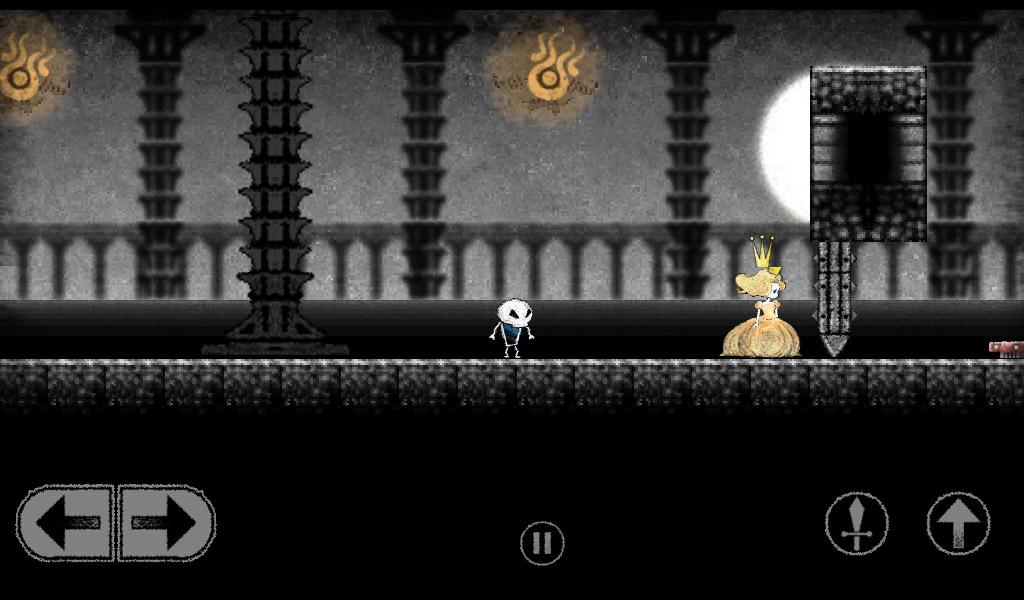 Dokuro - The Skeleton and The Princess 04