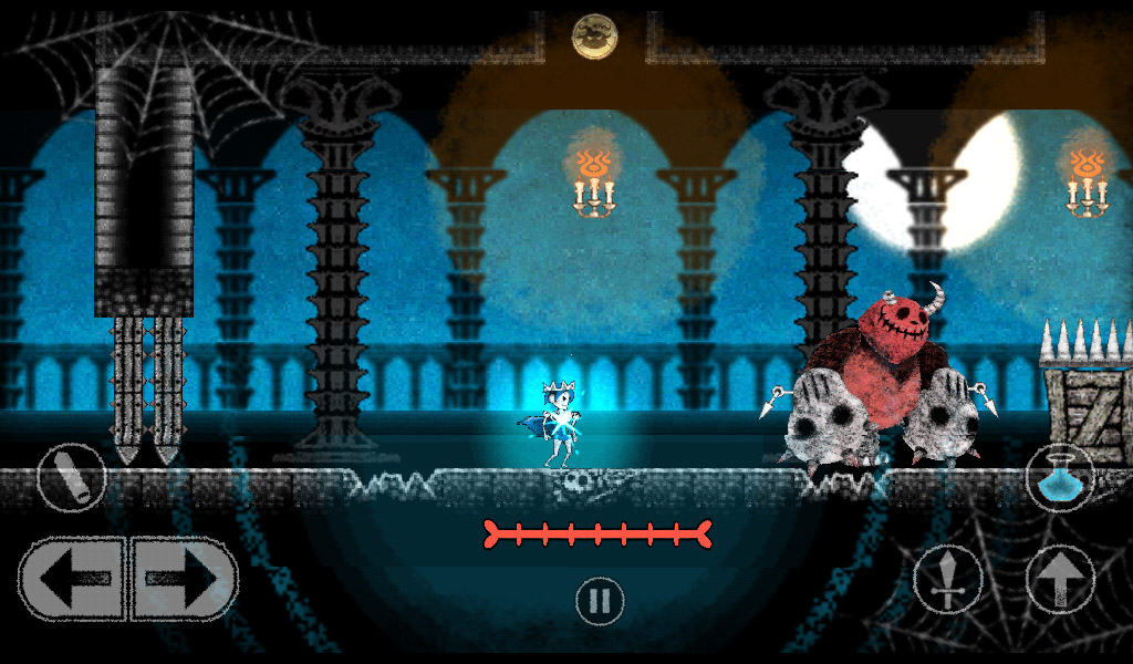 Dokuro - The Skeleton and The Princess 06