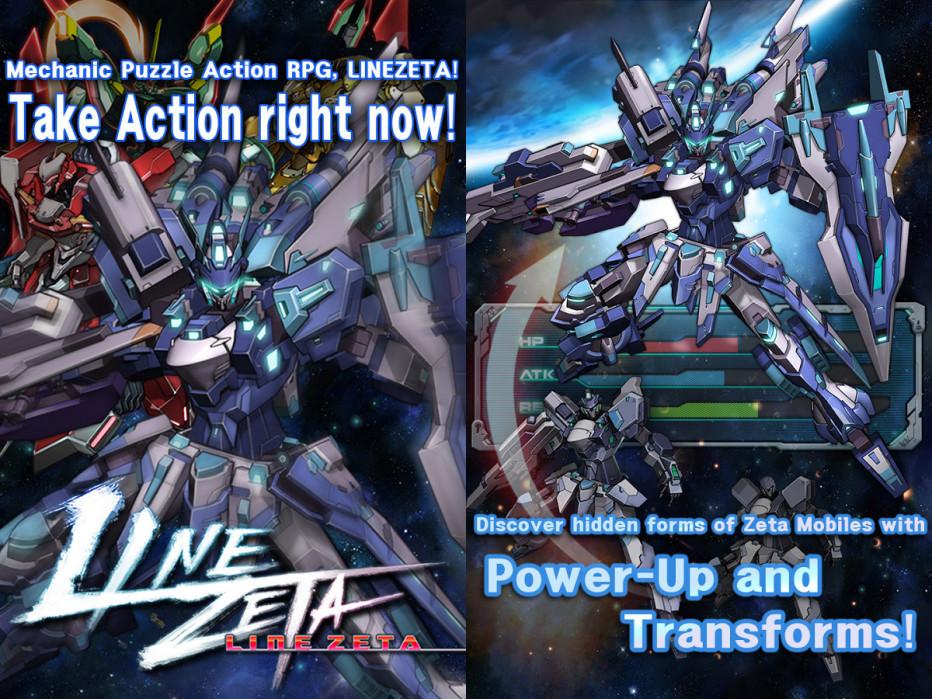 LineZeta Frontier – Action-Puzzle-RPG