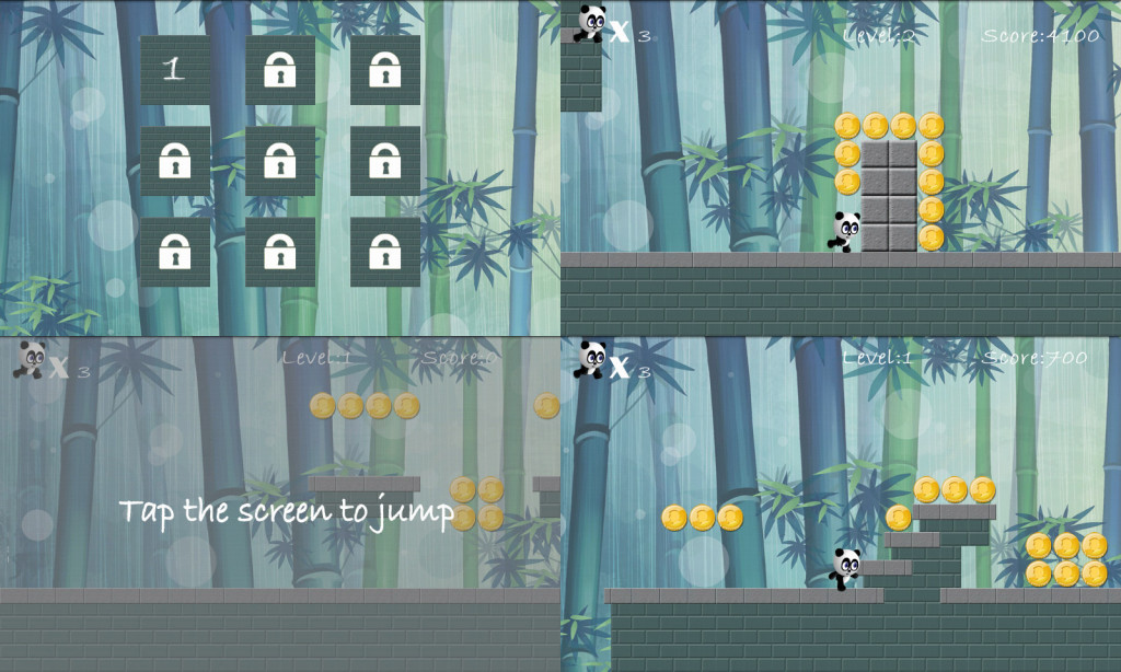 Panda Run 1