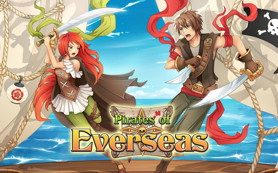 Pirates of Everseas – Build, Develop, Raid and Forge