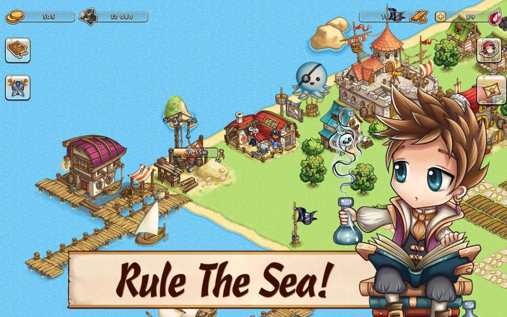 Pirates of Everseas 06