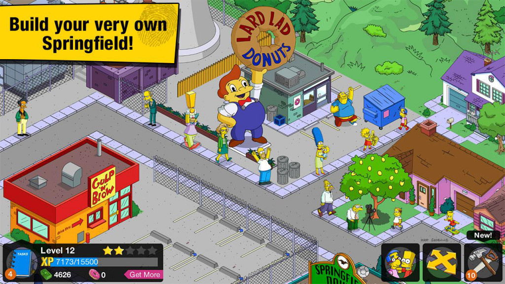 The Simpsons Tapped Out 02
