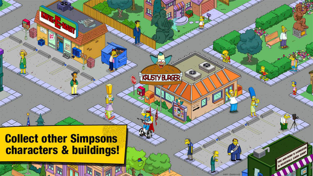 The Simpsons Tapped Out 03