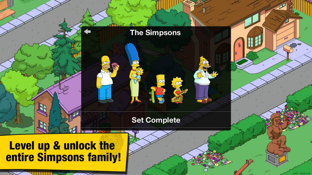 The Simpsons Tapped Out 04