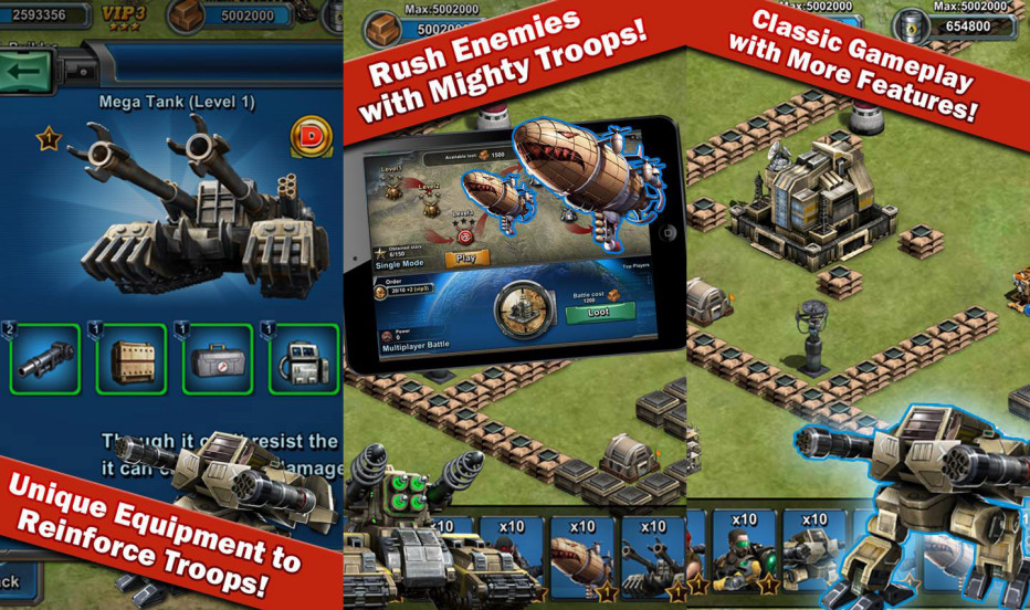 Warfire – Command and Conquer