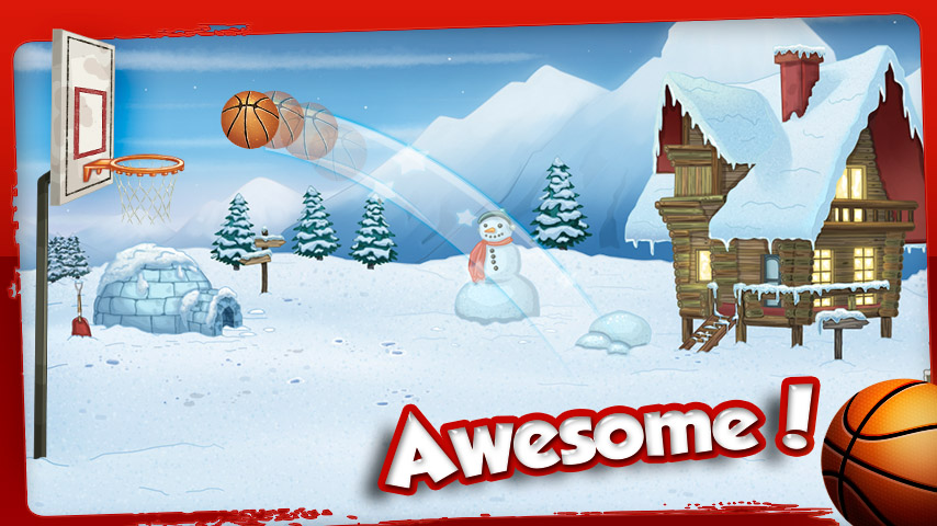 Basketball Shooter 02