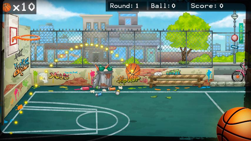 Basketball Shooter 05