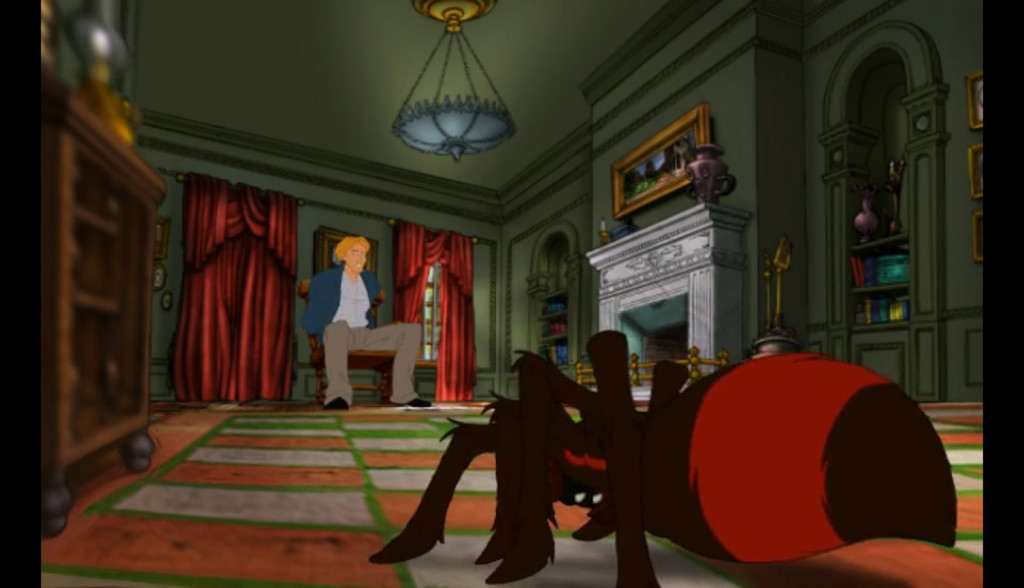 Broken Sword 2 Smoking Mirror 04
