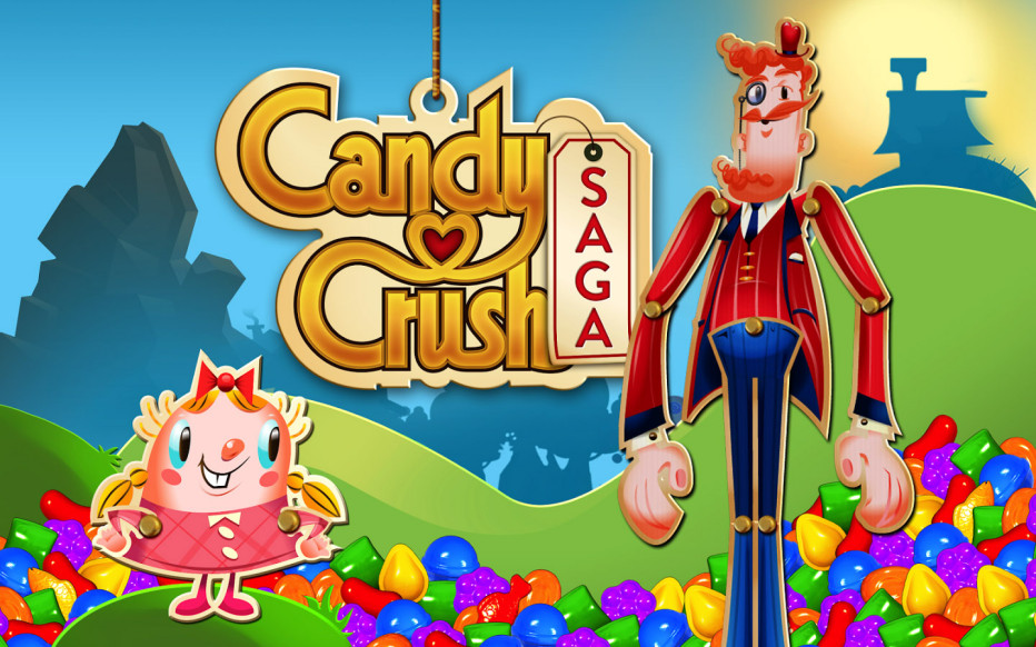 Candy Crush Saga – Sweet!
