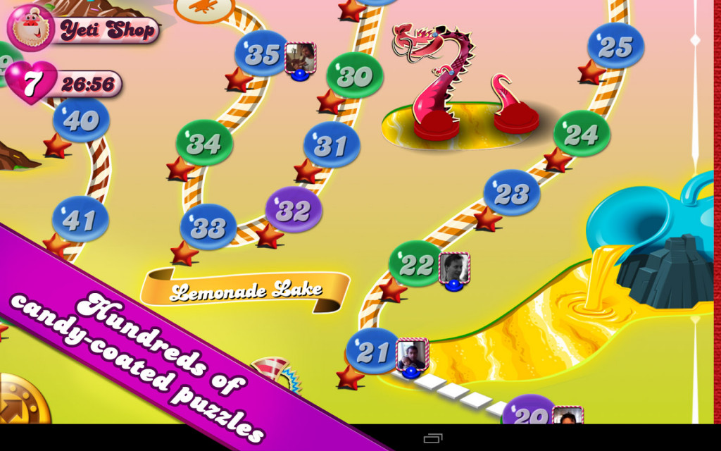 Candy Crush Saga 03