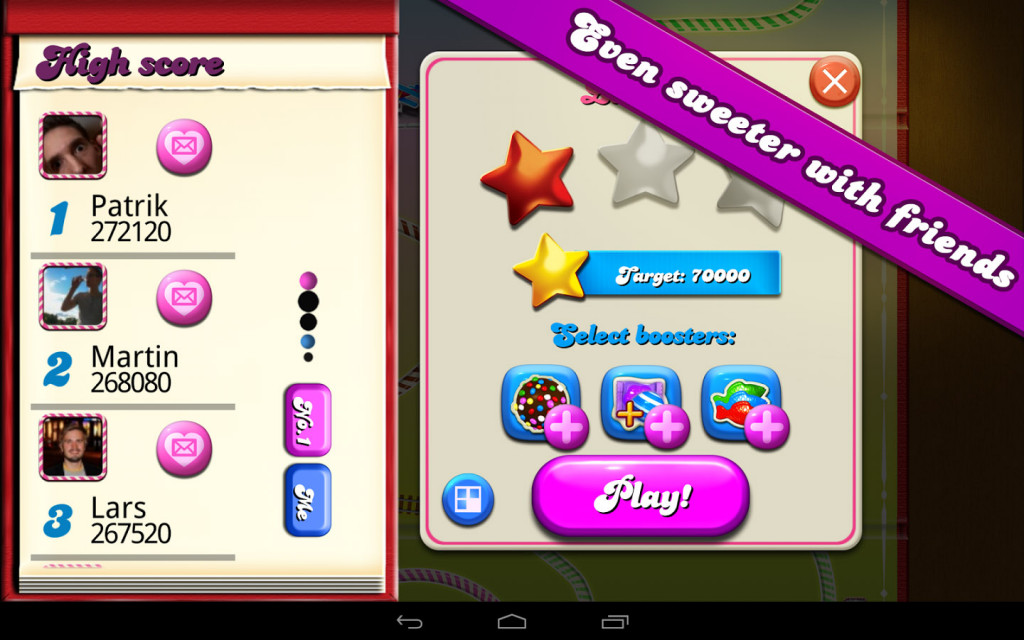 Candy Crush Saga 04
