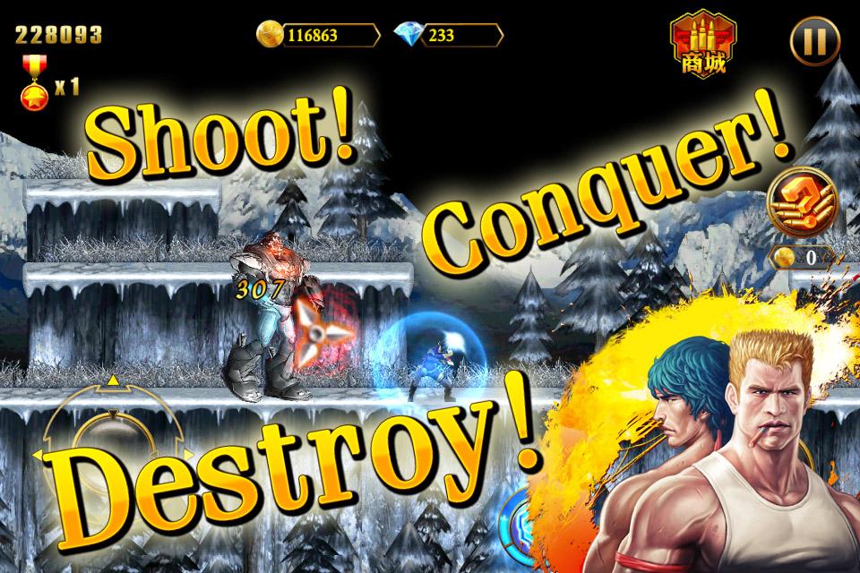 Contra Evolution 04