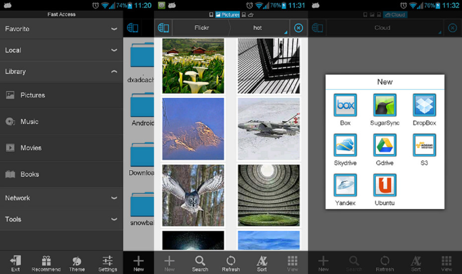 ES File Explorer – File Manager