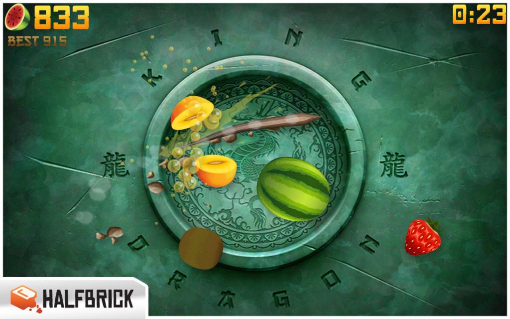 Fruit Ninja 02