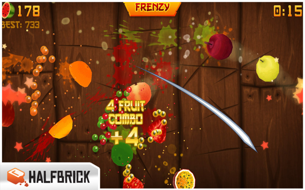 Fruit Ninja 04