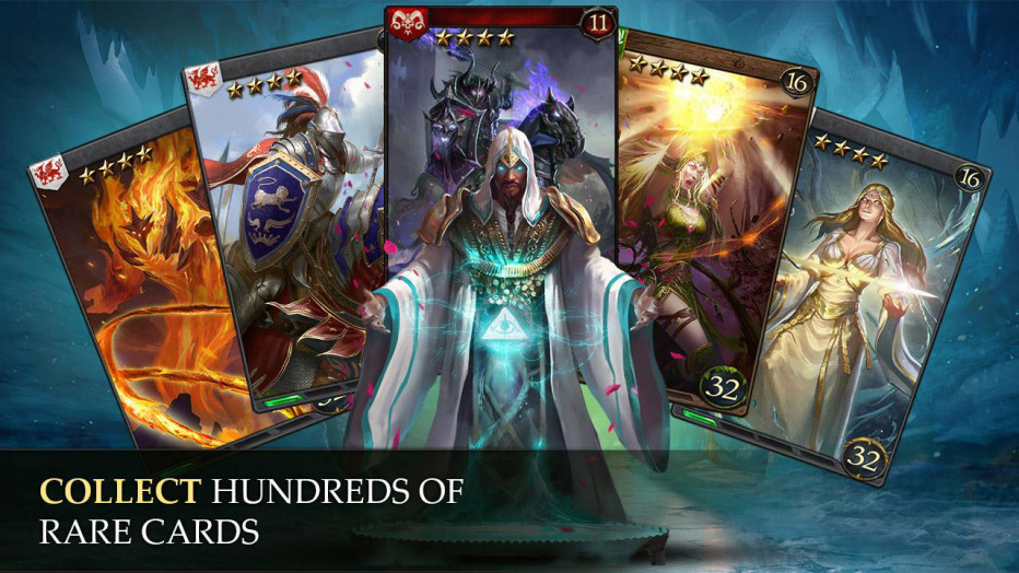 Heroes of Camelot – Battle Card Game