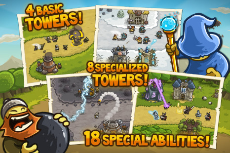 Kingdom Rush – Epic Tower Defense