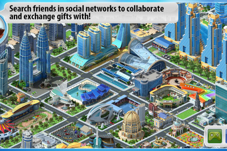 Megapolis – Build Your Own City