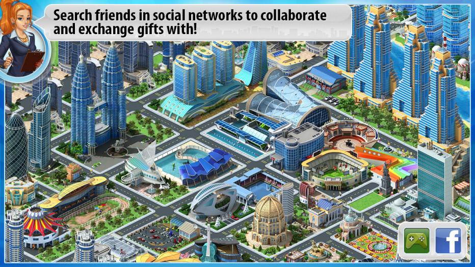 Megapolis – Build Your Own City