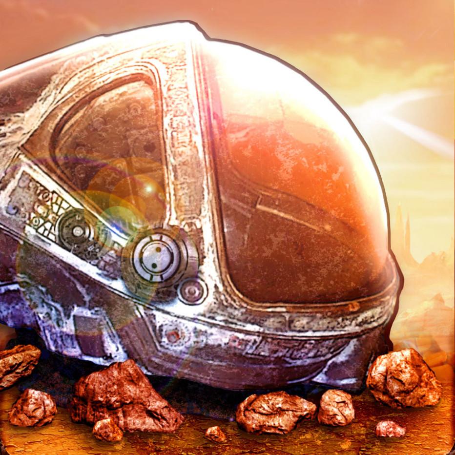 Mines of Mars – Dig Deep!