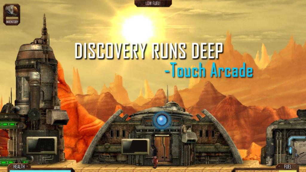 Mines of Mars 02