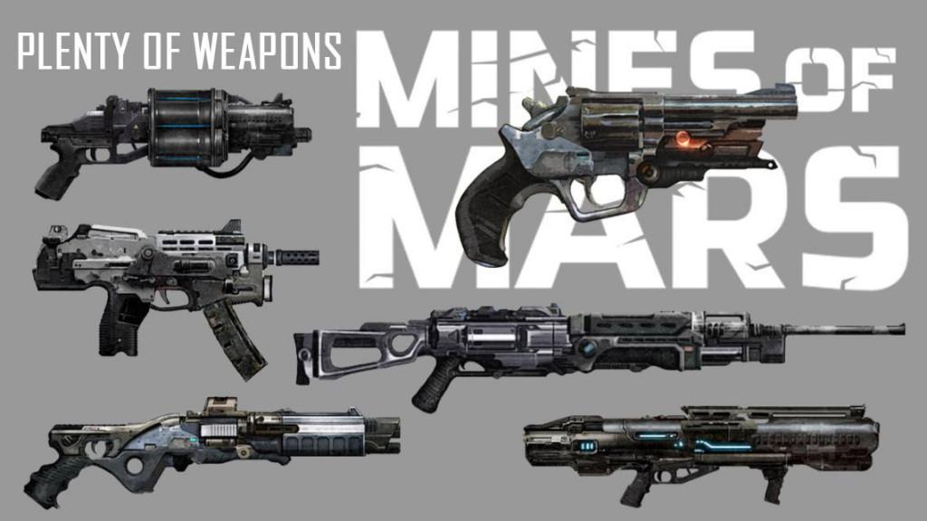 Mines of Mars 03