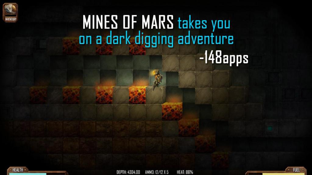 Mines of Mars 04