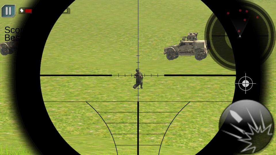 Mountain Sniper Shooting 3D 05