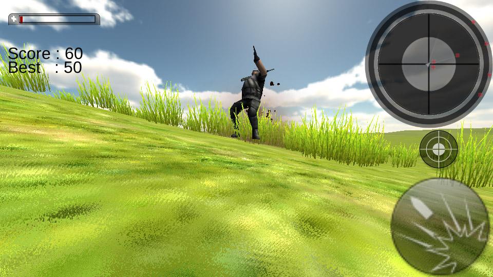 Mountain Sniper Shooting 3D 07