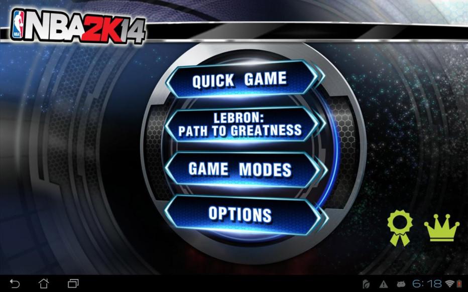 NBA 2K14 – It's a Long Shot