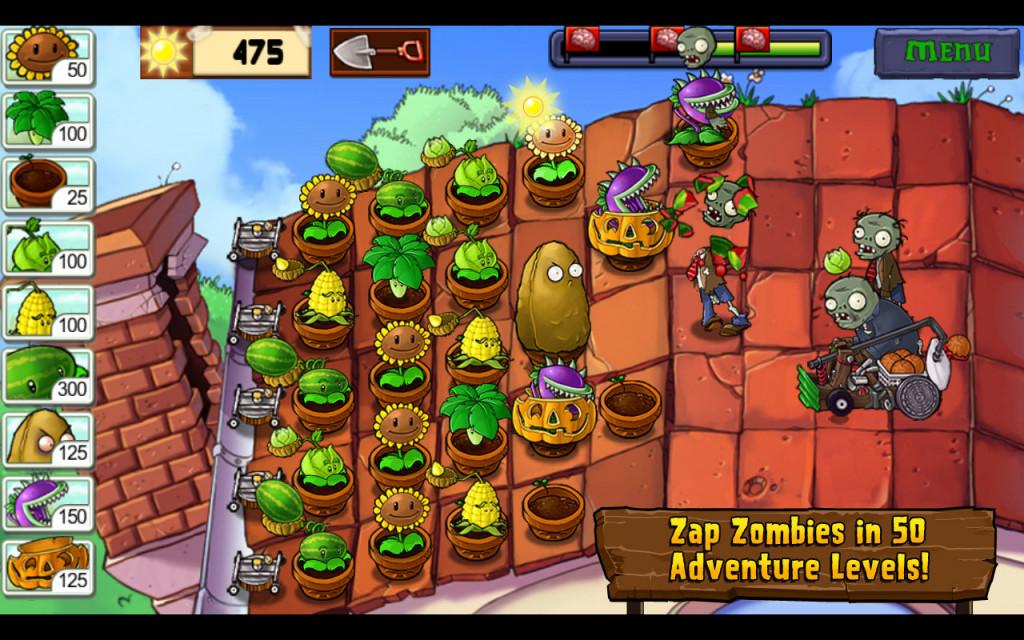 Plants vs. Zombies 03