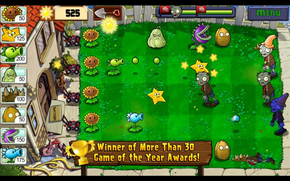 Plants vs. Zombies – Tower Defense