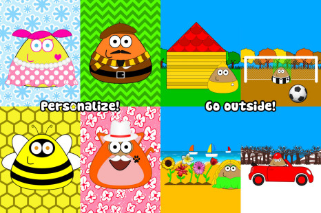 Pou – It Really Looks Like sh*t
