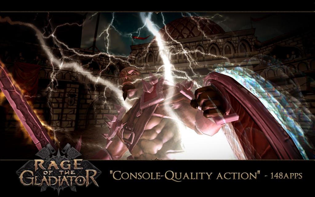 Rage of the Gladiator 02